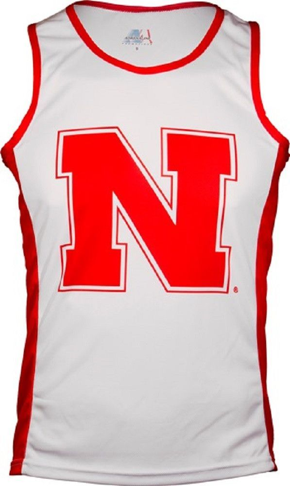 NCAA Men's Nebraska Huskers RUN/TRI Singlet