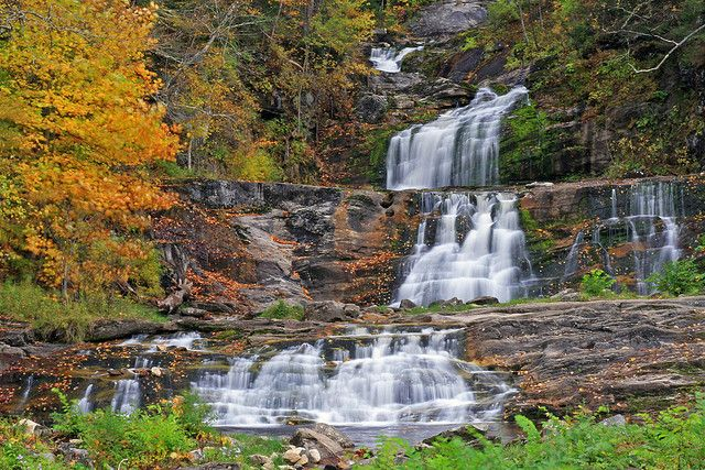 Kent Falls In Autumn Img 7183 1 Jpg Beautiful Places Places The Places Youll Go