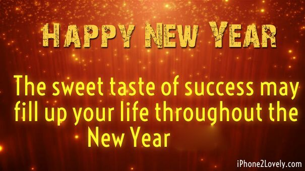 business new year 2018 wishes
