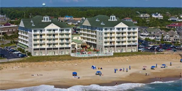 Hilton Garden Inn Hotels Motels Lodging The Outer Banks North Carolina