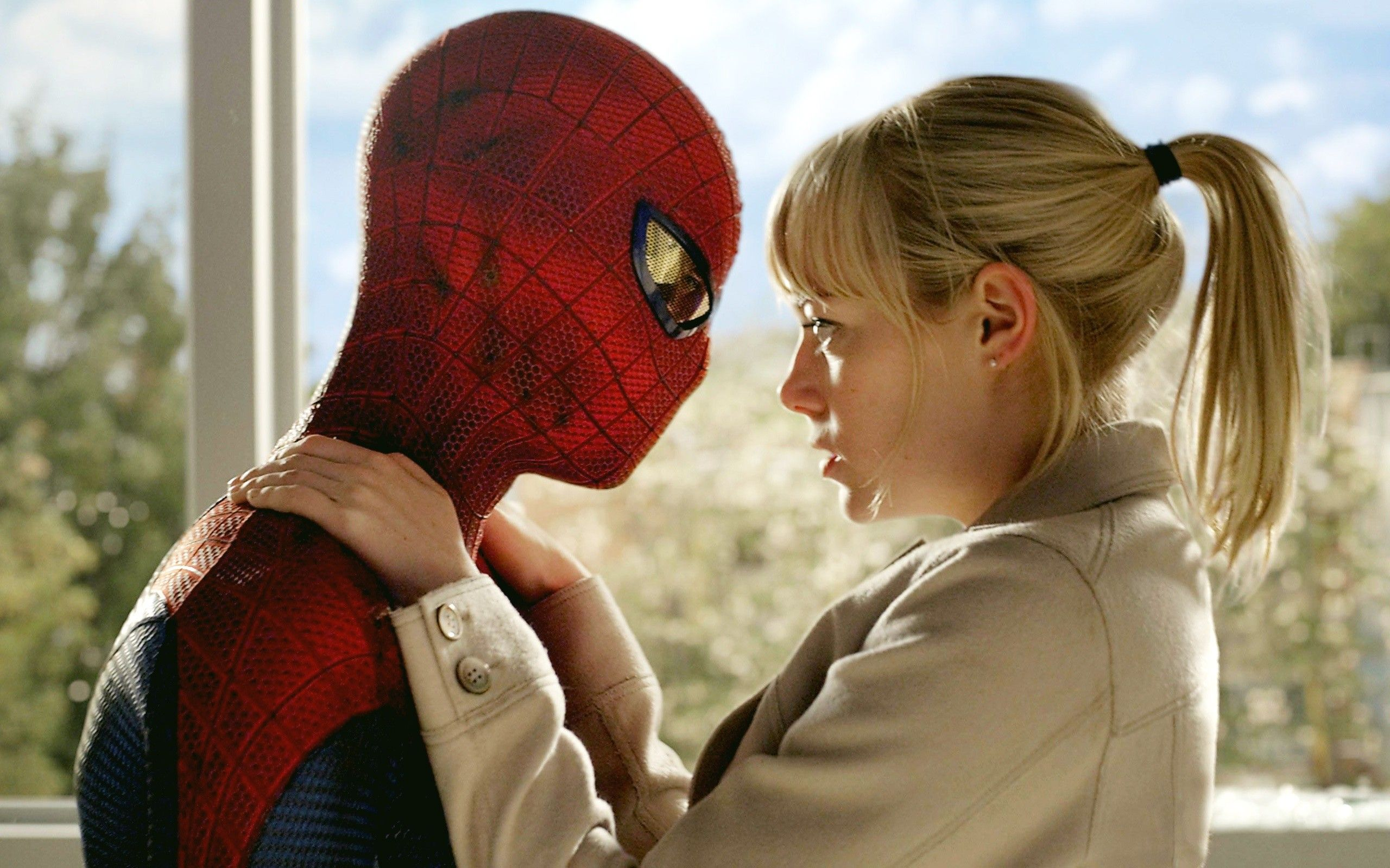 Women Movies Emma Stone Gwen Stacy The Amazing Spider Man