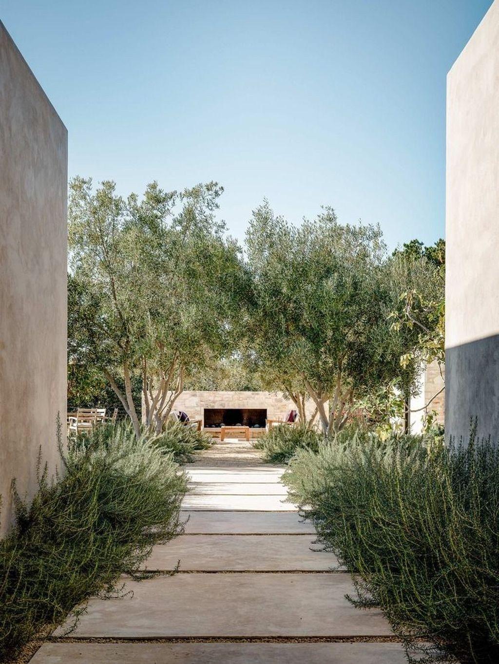33 Inspirierende Ideen für moderne Landschaftsgestaltung #modernegärten
