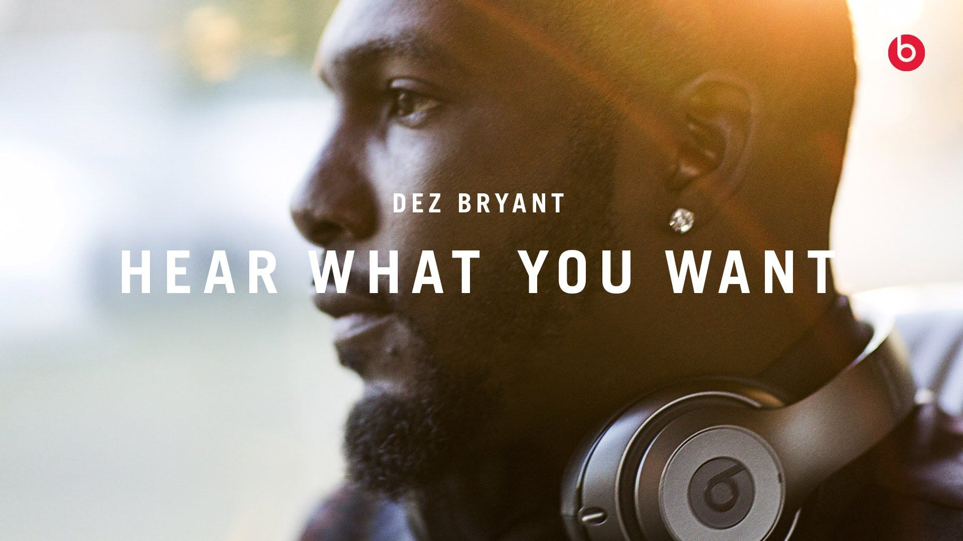 Beats By Dre X Dez Bryant Hear What You Want Youtube