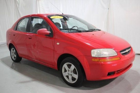 Cars For Sale 2005 Chevrolet Aveo Sedan In Pinconning Mi 48650