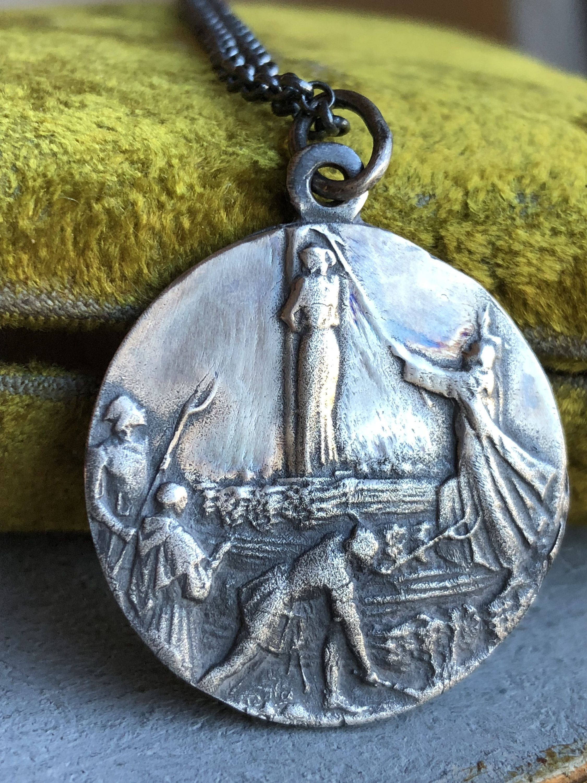 36+ Saint joan of arc jewelry information
