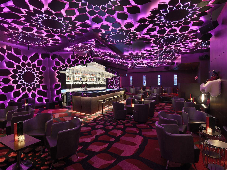 razzmatazz, cocktail bar, lounge, nightclub, venue, flying carpet
