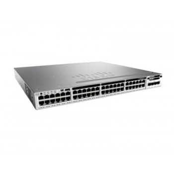 Ws C3850 48p E Network Switch Cisco Hubs Switches