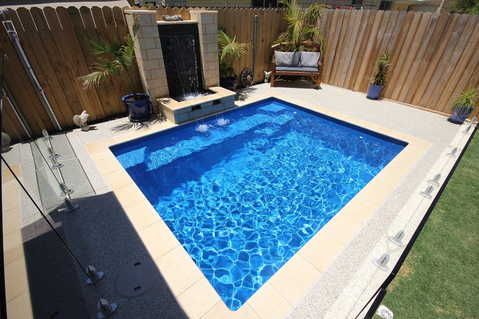 No space? No problem! We stock a range of pools to suit all backyard