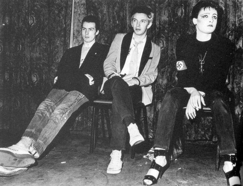 Sid, Steve & Siouxsie