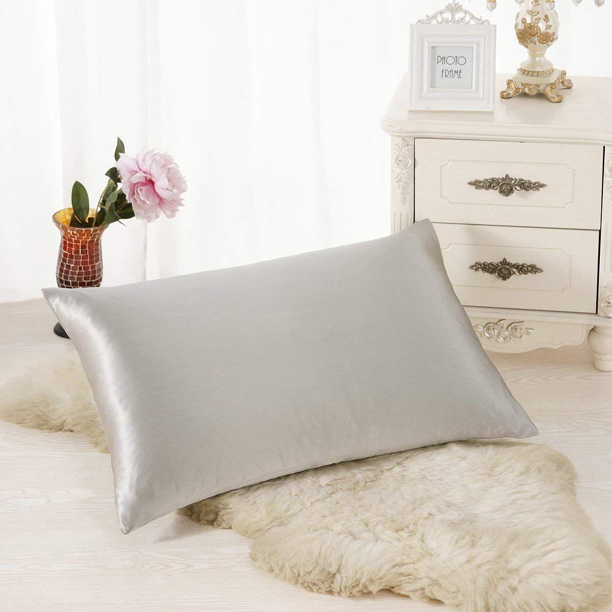 Pin By Arden Kohout On My Wishlist Pillow Cases Silk Pillowcase Satin Pillowcase