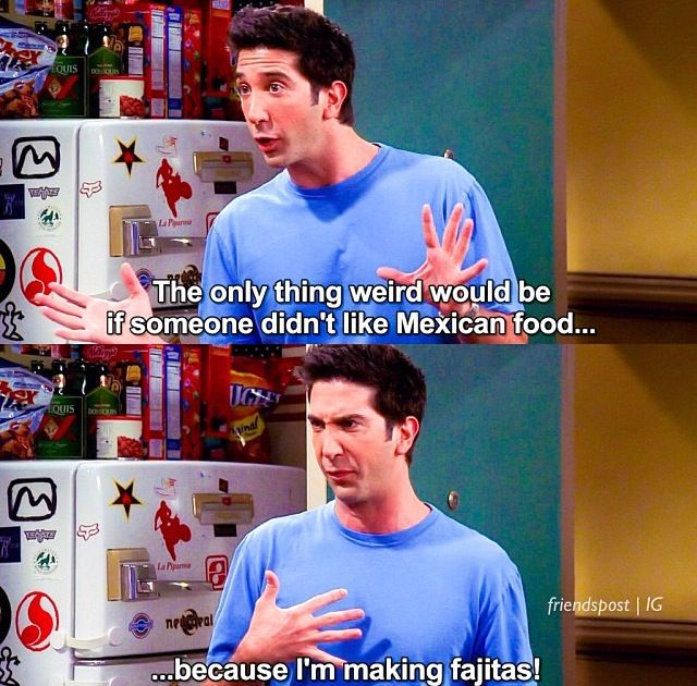 The One Where Ross is Fine  I don't even really watch the show
