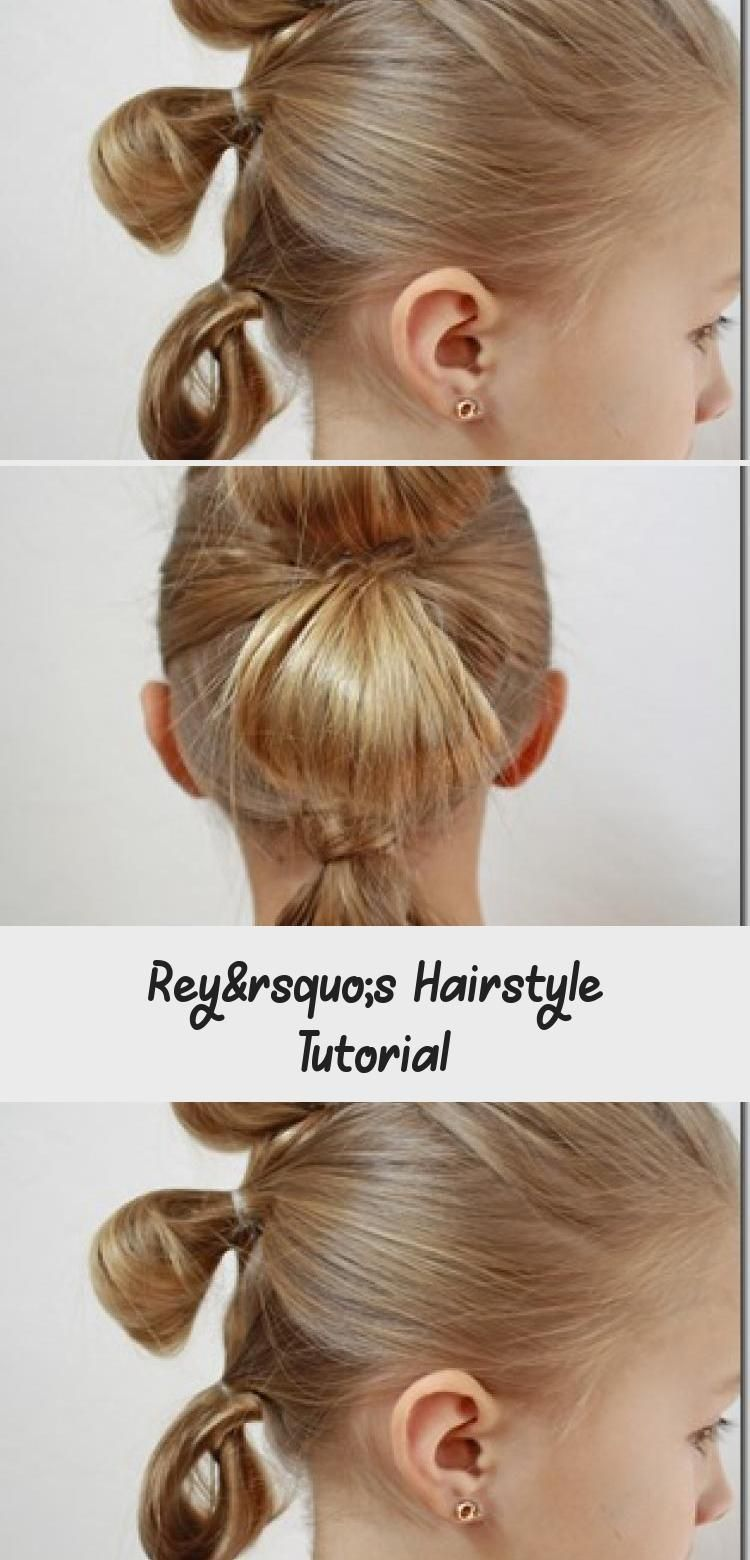 Have You Seen Rey S Hairstyle From The Force Awakens I Loved It Right Away Princess Leia S Iconic Hair Is In 2020 Hair Tutorial Princess Leia Hair Prom Hair Tutorial