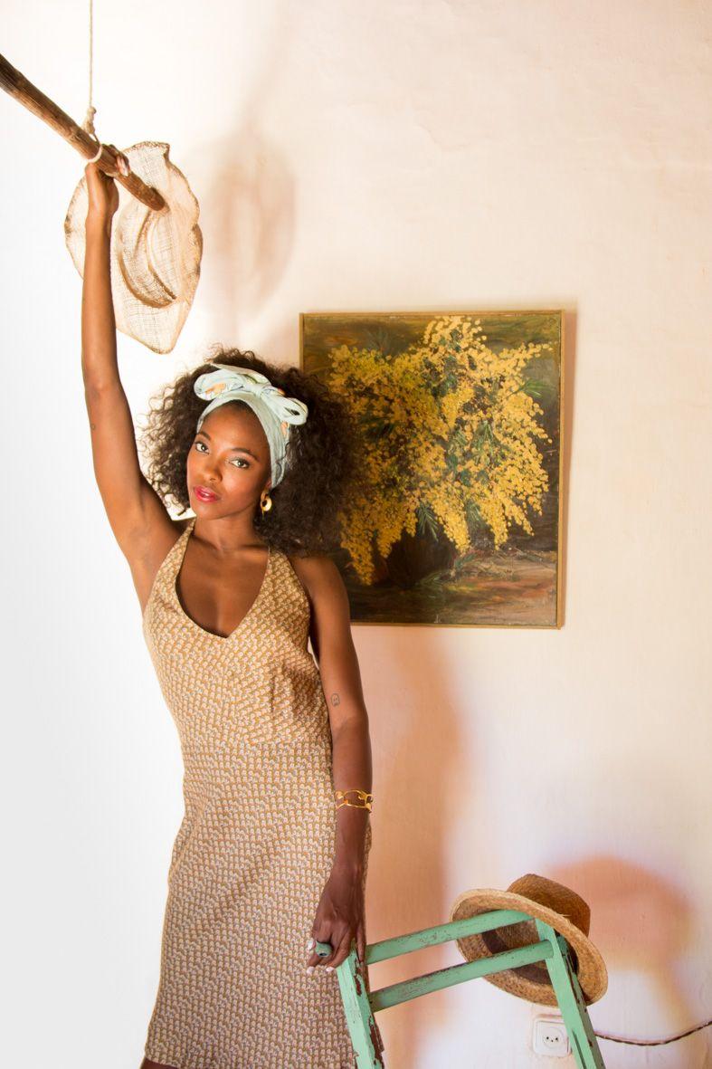 Vestido Lidya | Elena Hurtado design | Fashion | SlowFashion | Made in Spain