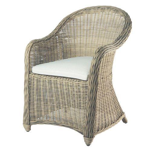 fauteuil de jardin en r sine tress e. Black Bedroom Furniture Sets. Home Design Ideas