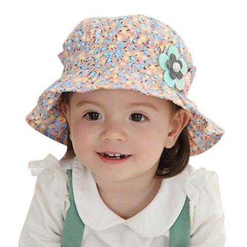 Baby Bucket Hats Girls Sunbonnet Fold Up Brimmed Sun Caps Https Www Amazon Com Dp B01hpmtjrk Ref Cm Sw R Pi Dp Girls Sun Hat Toddlers Girls Baby Girl Hats