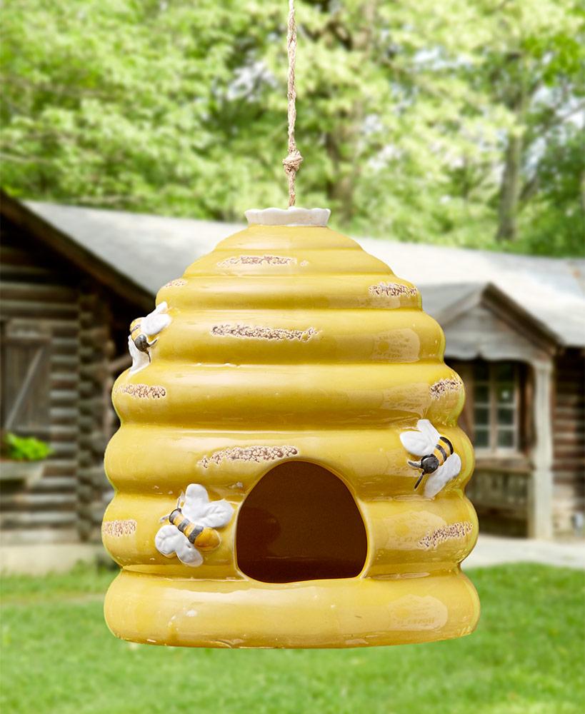Honey Bee Garden Decor Collection In