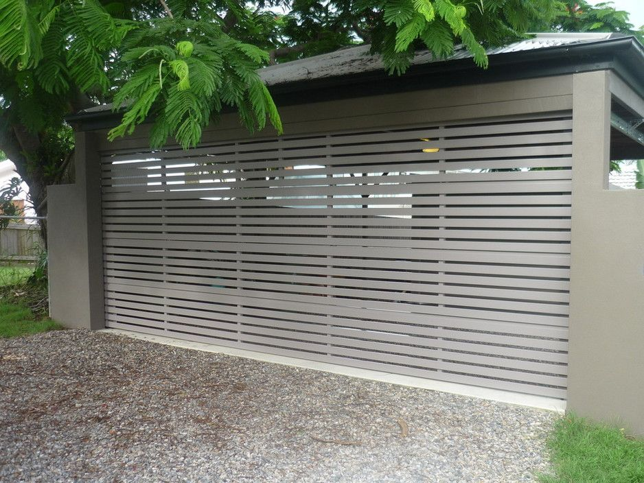 Aluminium Panel Door Brisbane North Doors Direct