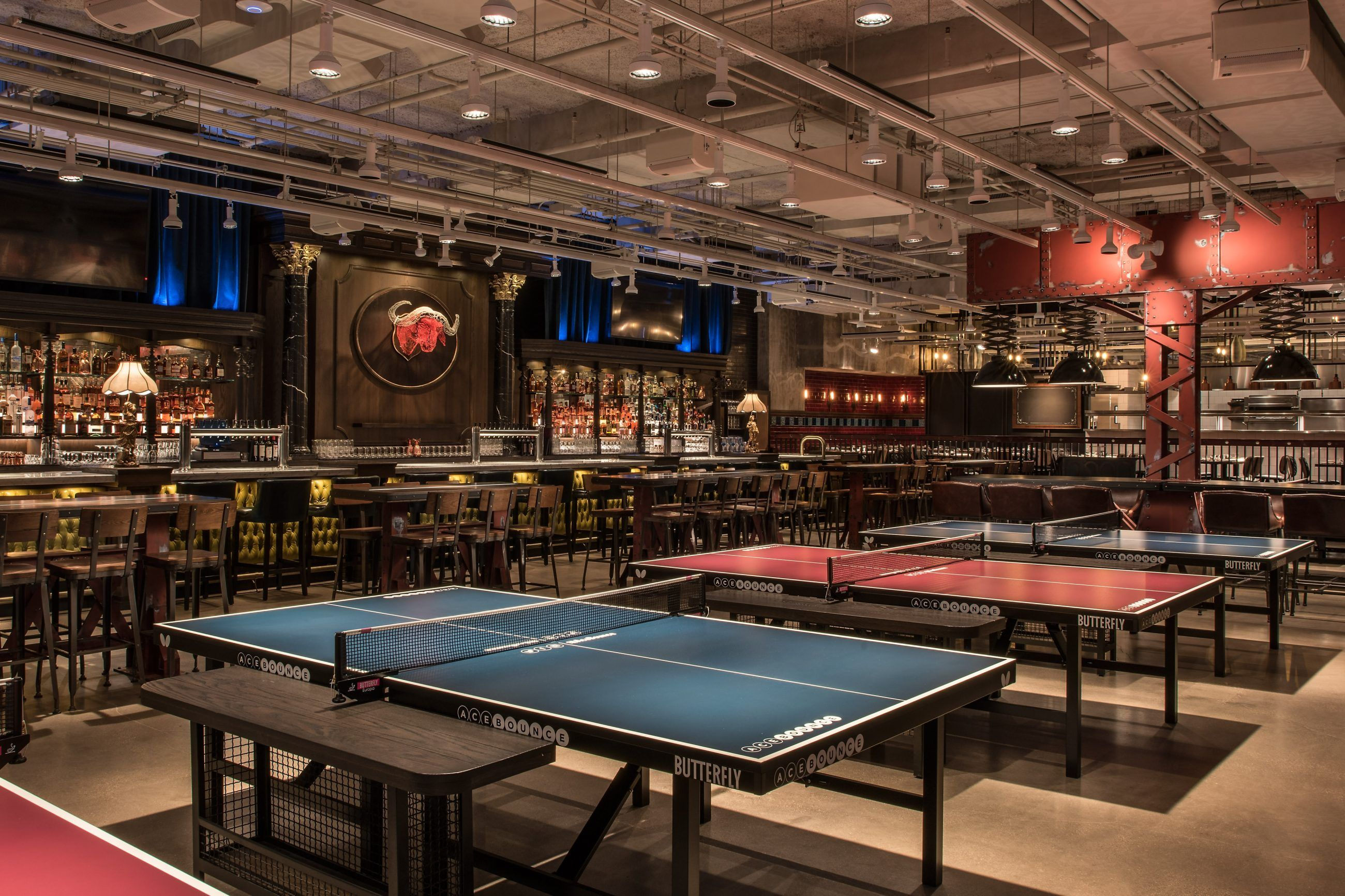 Pin By Heather Phillips On La To Do Ping Pong Spinning Standard Hotel