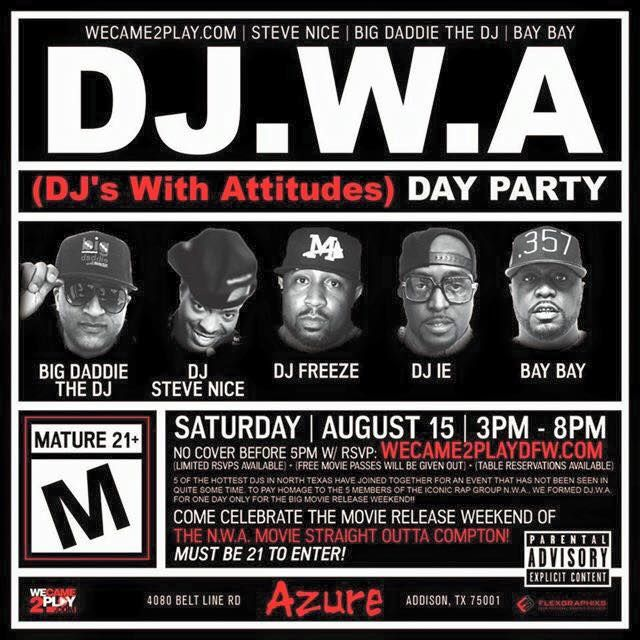 Events Across Dallas Ft. Worth | Affluent Blacks of Dallas
