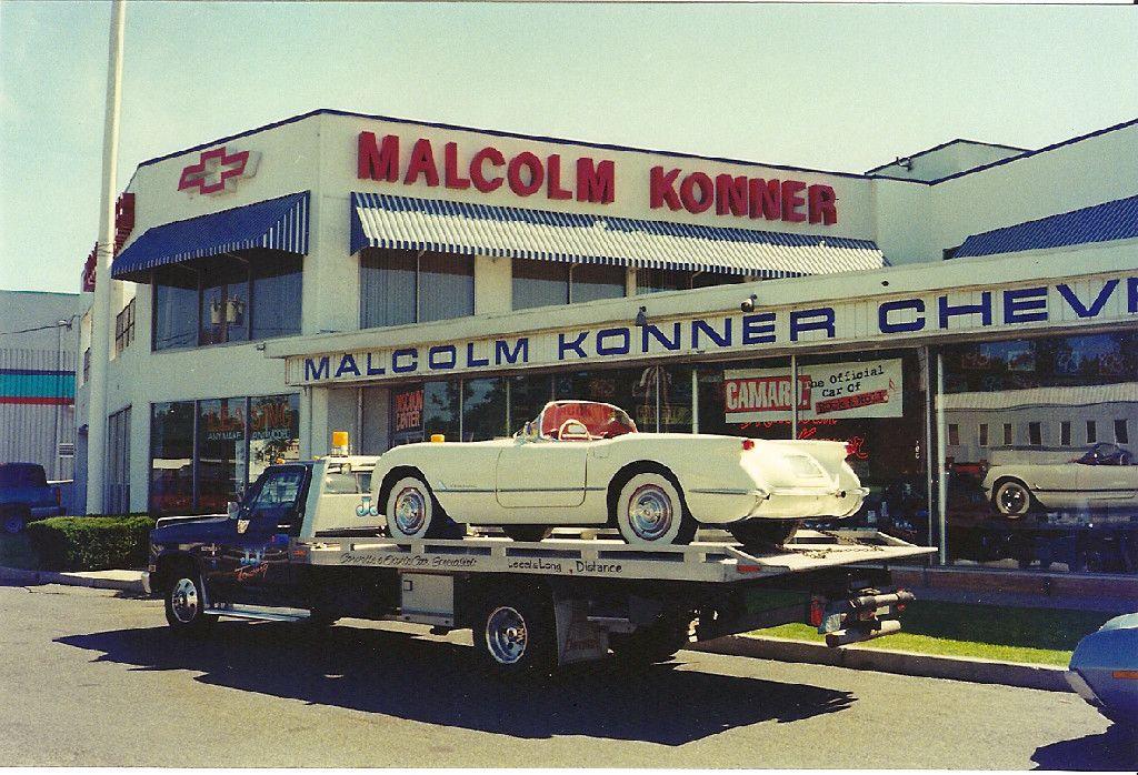 Malcolm Konner Chevrolet Corvette Corvette Chevrolet Corvette Chevrolet