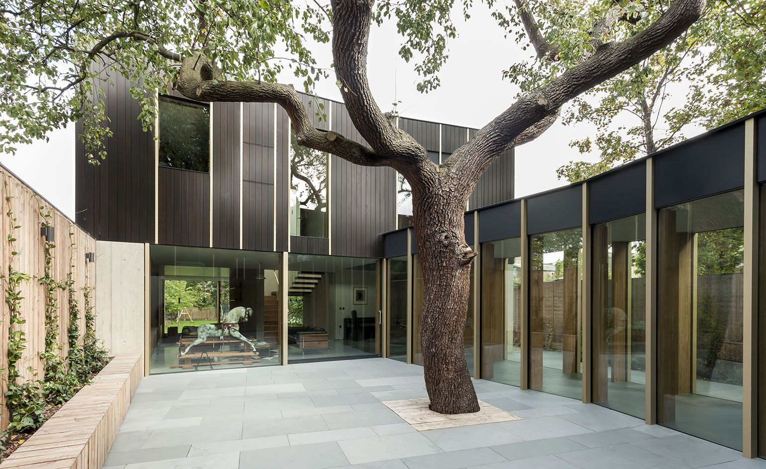 tree house plans for one tree. Pear Tree House By Edgley Design Sits On The Site Of A Victorian Orchard | Architecture Wallpaper* Magazine Plans For One