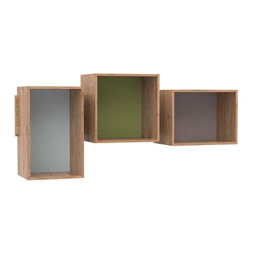 Bücherregal von We Do Wood über www.stilherz.de #bambus #holz #regal ...