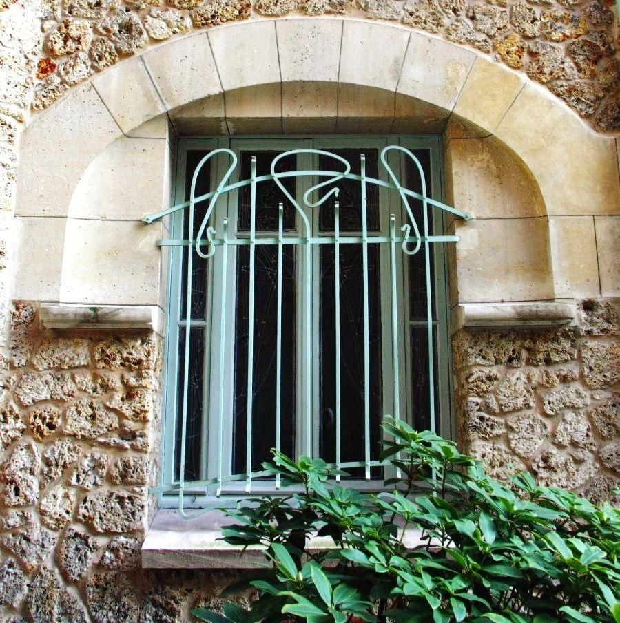 Le Castel Béranger, 14 rue la Fontaine Paris, France XVI