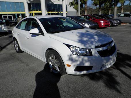 2013 Chevrolet Cruze Lt In Jacksonville Fl 10281640 At Carmax Com Chevrolet Cruze Cruze Chevrolet
