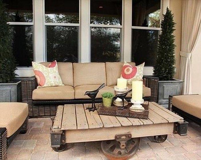 Pallet Furniture For Living Rooms