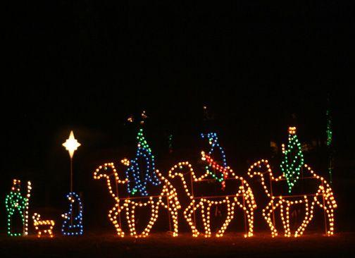City Of Lights Outdoor Christmas Decorations Outdoor Christmas Kokomo
