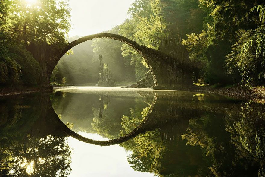 Real Fairytale Landscapes Brothers Grimm-Inspire...