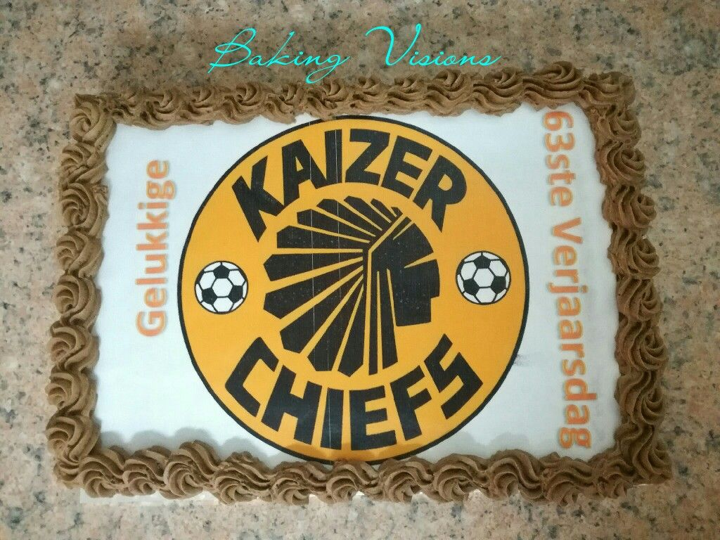 Kaizer Chiefs Chocolate Sheet Cake Chocolate Sheet Cake Party Snacks Sheet Cake