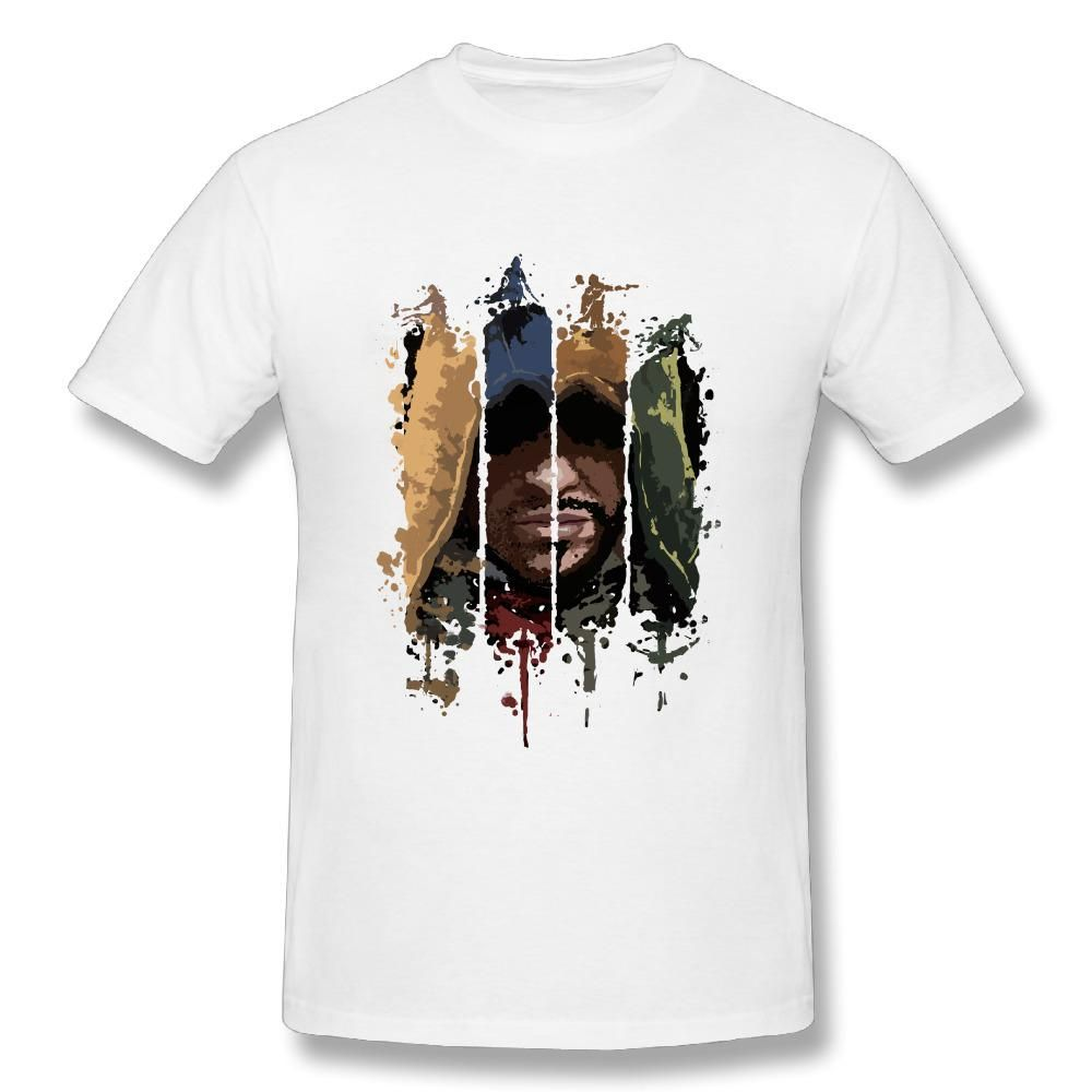 Unification T Shirt Custom Boy Custom Cotton T Shirt Nice Short