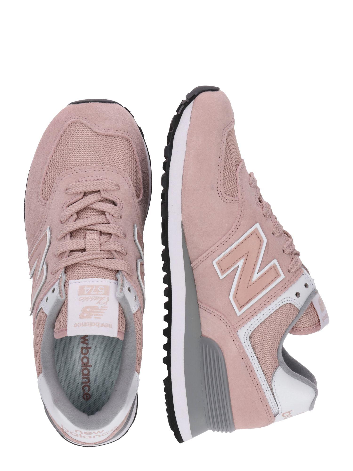 New Balance Sneaker '574' Damen, Rosé, Größe 42.5 | Sneaker ...