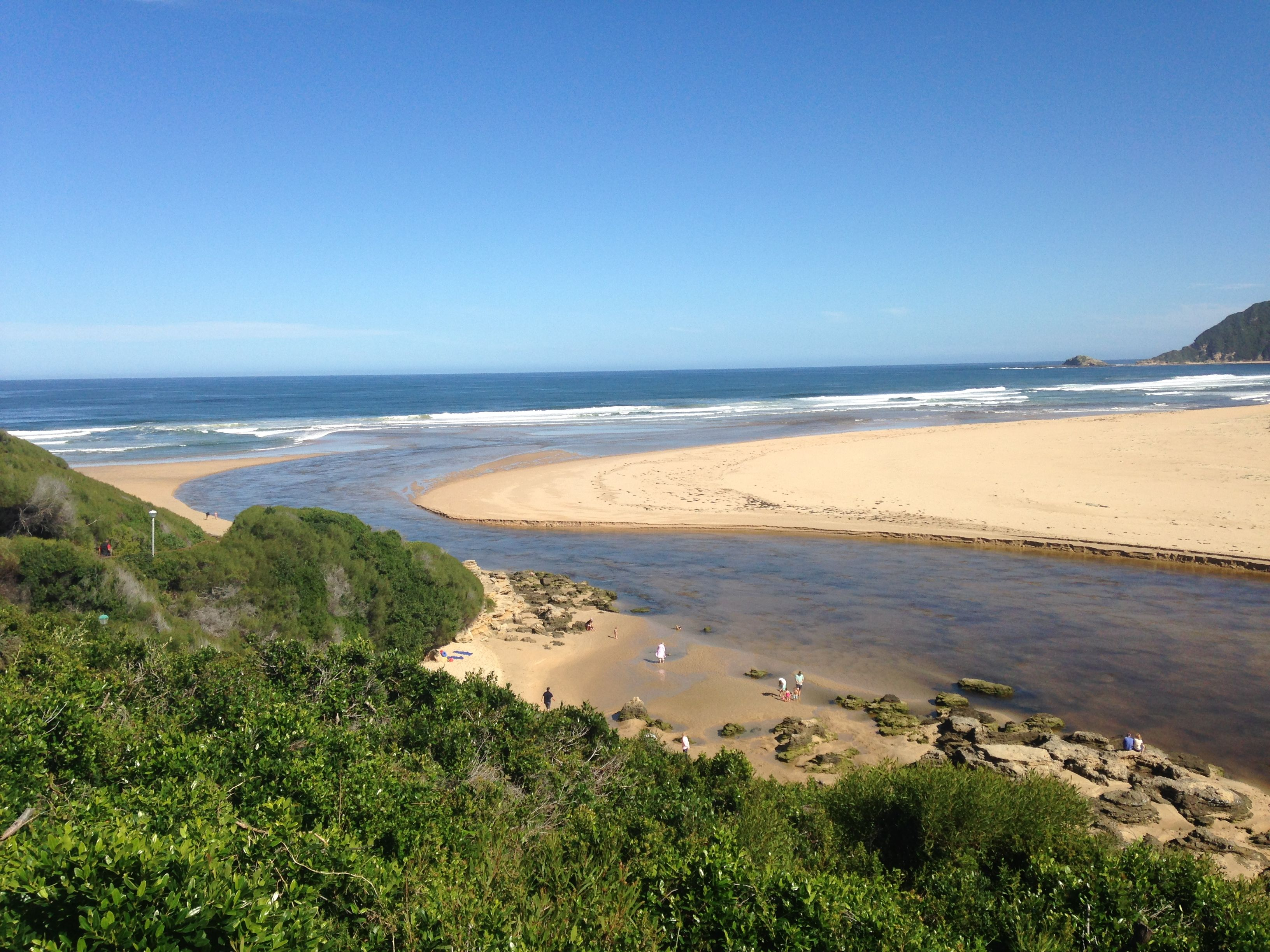 Sedgefield, Mouth of the Lagoon