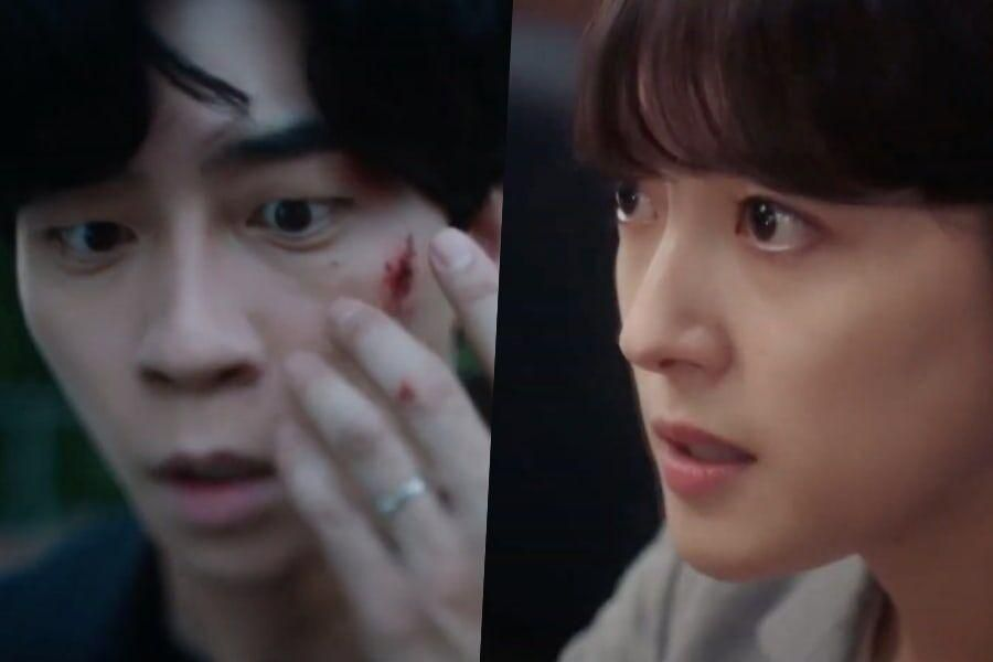 "Watch: Shin Sung Rok And Lee Se Young Struggle To Solve 2 Connected Mysteries In ""Kairos"" Teaser"