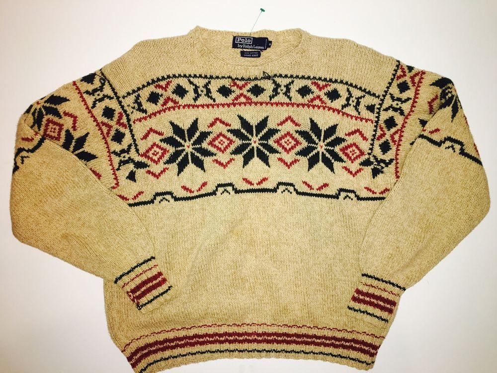 Polo Ralph Lauren Sweater   EBay