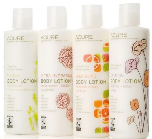ACURE - Nourishing Body Lotion