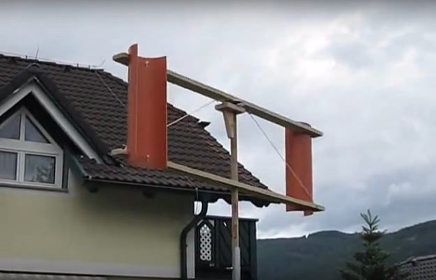 15 Brilliant Diy Wind Turbine Design Ideas For Living Off