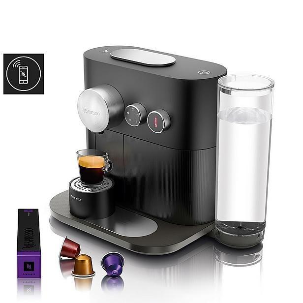 Magimix M500 Expert Expert Nespresso Machine 279 Americano Nespresso Koffie