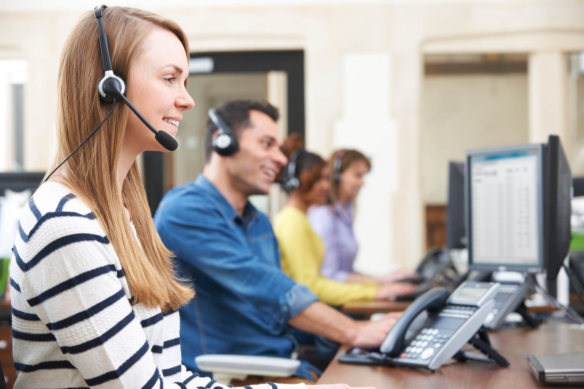 24 Hour Answering Service & Call Center Answering