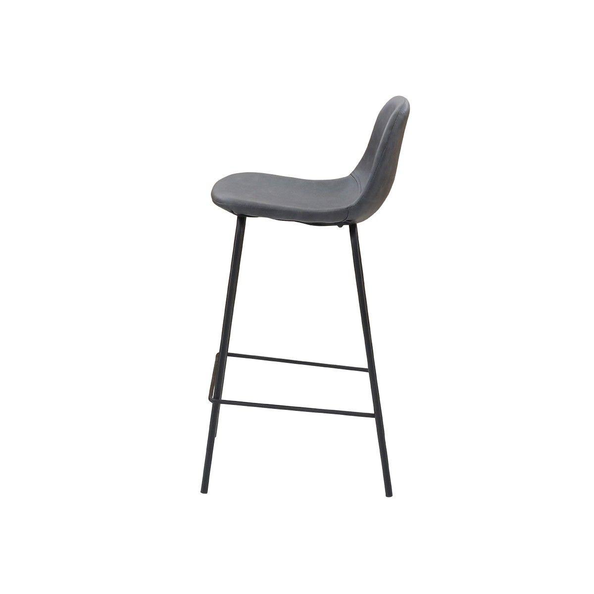2x Chaise De Bar Zara Mooviin Chaise De Bar Design Chaise Bar Tabouret De Bar Design