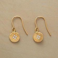gold earing