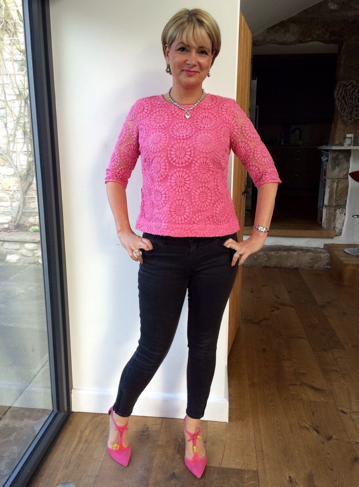 A Top Shop and IDLF at Uniqlo review – Midlifechic