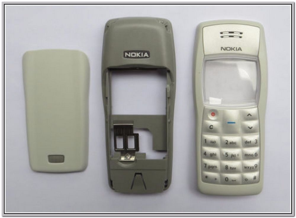 Housing Cover Nokia 1100 New Body Gsm Cellphone Faceplate