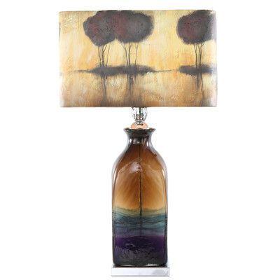 "River of Goods Galleri 28"" Table Lamp"