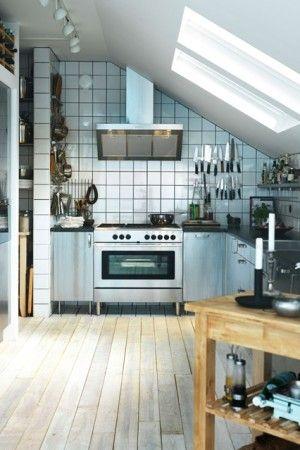 25 Best Industrial Kitchen Ideas To Get Inspired   Ikea kitchen ...
