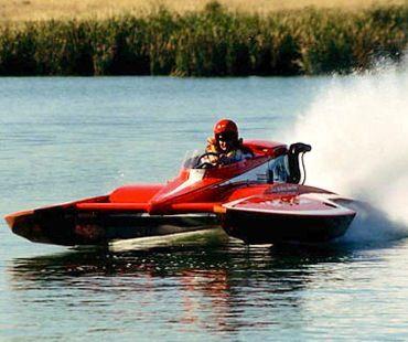 Drag Boat