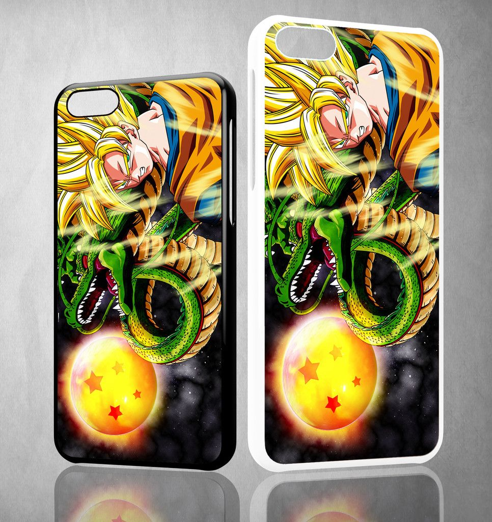 Dragon Ball Z Goku X1040 iPhone 4S 5S 5C 6 6Plus, iPod 4 5, LG G2 G3 Nexus 4 5, Sony Z2 Case