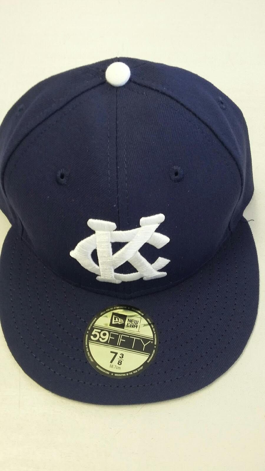 Kansas City Royals Monarchs Throwback 59FIFTY Hat by New Era Gorras 9579beb0792